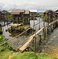 This Is The Philippines No.10 - Pilar Fishing Village by Paul W Sharpe Aka Wizard of Wonders