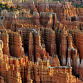 Those Hoodoo's.  Bryce Canyon by John Rav