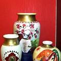 Three Pots by Xafira Mendonsa