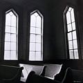 Three Window Church by Blake Richards