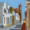 Tintin En Puerto Real by Jose Maria Noble
