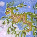Tiny Anthropomorphic Sea Dragon by Michelley QueenofQueens