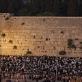 Tisha B'av At The Kotel by Susan Heller