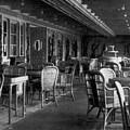 Titanic: Parisian Cafe, 1912 by Granger