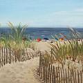 To The Beach by Lea Novak