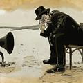 Tom Waits by Sean King