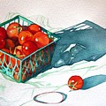 Tomato Basket by Gail Zavala