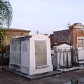 Tombs In St. Louis Cemetery by Alys Caviness-Gober