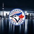 Toronto Blue Jays City by Nicholas Legault