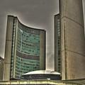 Toronto City Hall2 by Rick Couper