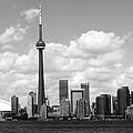 Toronto Skyline 11 by Andrew Fare