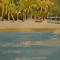 Tortuga Island Costa Rica by Walt Maes