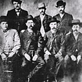 Tough Men Of The Old West by Daniel Hagerman