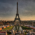 Tour Eiffel by Philippe Saire - Photography