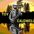 Toy Caldwell At Amber Lake 2 by Ben Upham
