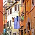 Trastevere by Birgit Presser