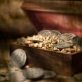 Treasure Chest by Tom Mc Nemar