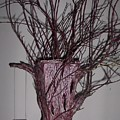 Treepot by Sally Van Driest