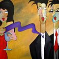 Tres Chic by Tom Fedro - Fidostudio
