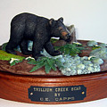Trillium Creek Bear by Carl Capps