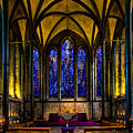 Trinity Chapel Salisbury Cathedral by Chris Lord