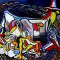 Trinity by Mawetu Janda