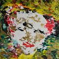 Trinity Panel Three by Marwan George Khoury