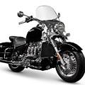 Triumph Rocket IIi Motorcycle by Oleksiy Maksymenko