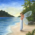 Tropical Fairy by Anne Kushnick