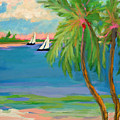 Tropical Sails by Karen Fields