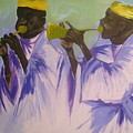 Trumpeters by Joe Ibenegbu Azunna