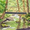 Tuckers Brook by Sharon E Allen