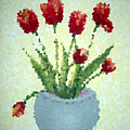 Tulips I  by Barbara Griffin