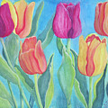 Tulips by SheRok Williams