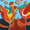 Tulpen 77 by Hans Van Weeren