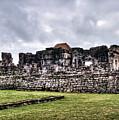 Tulum Ruins by Tammy Wetzel