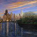 Twilight Serenity by Doug Kreuger