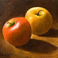 Two Apples by Joni Dipirro