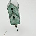 Two Level Bird House by Douglas Barnett
