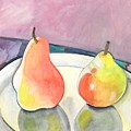Two Pears by Helena Tiainen