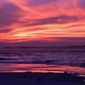Tybee Island Sunset by Al Powell Photography USA