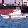 U S Coast Guard by David Bearden