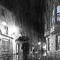 Umbrella Man I by Svetlana Sewell