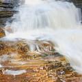 Umpachene Falls by John Burk