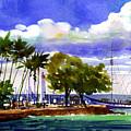Under Maui Skies by Lee Klingenberg