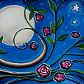 Under The Glowing Moon by Elizabeth Robinette Tyndall