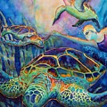 Undersea Adventure by Gail Zavala