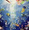Underwater World II by Odile Kidd