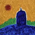 Unititled. Stupa by Losang Monlam