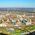 University City Philadelphia Pennsylvania by Duncan Pearson